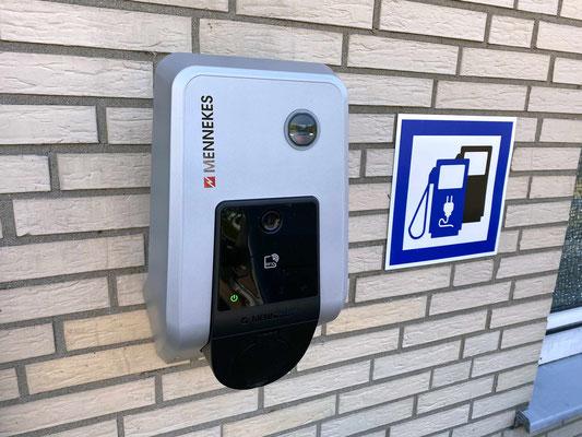 E-Tankstelle 11 kWh