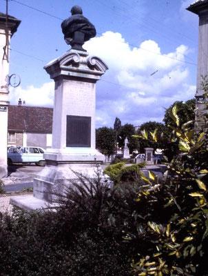 Monument Louis BRAILLE