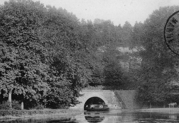 Le tunnel de Chalifert