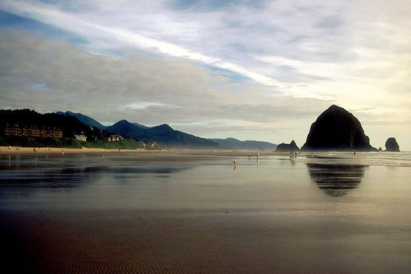 Cannon Beach, Or. (1995)