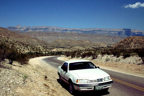 Big Bend NP, Tx. 1987