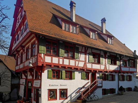 Im Weberviertel von Biberach (Lumix GM5)