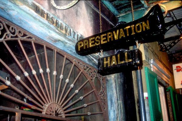 Ein Muss für jeden New Orleans Besucher