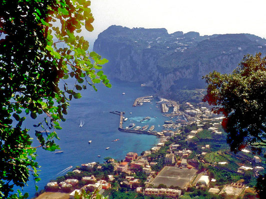 Capri - die legendäre und vielbesungene Insel Italiens