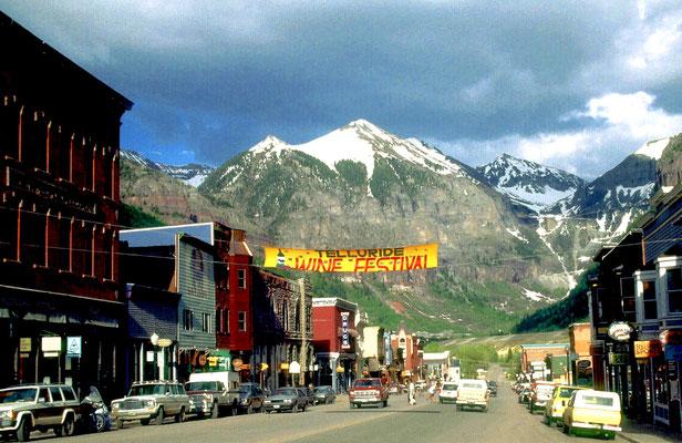 Telluride, Co. 1987
