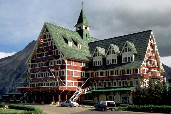 Das Prince Edward Hotel