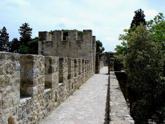 Im Castelo de Sao Gorge