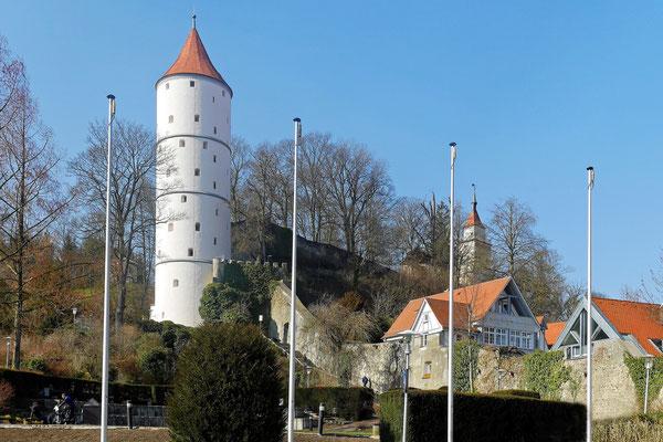 Der Weisse Turm in Biberach (Lumix GM5)