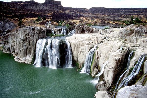 Amrican Falls, Idaho (1989)