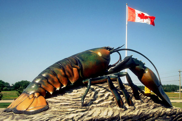 The Lobster Capital of the World