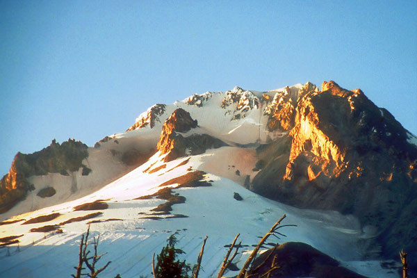 Mount Hood Gipfel, Or. (1995)