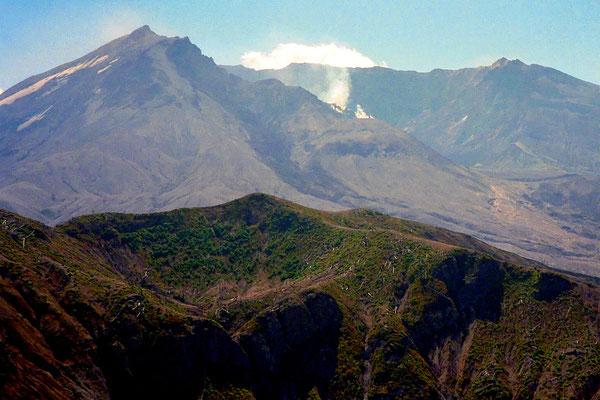 Mount St. Helens, Wa. (1995)