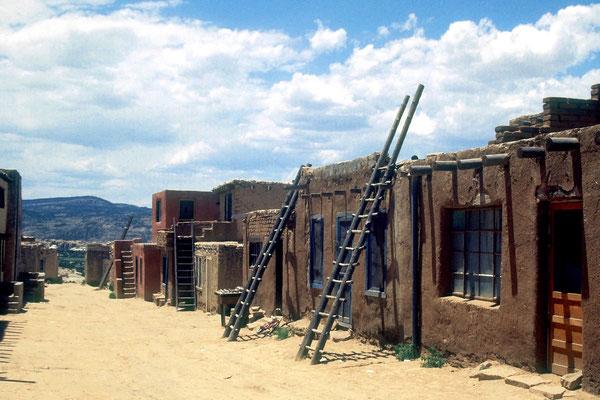 Acoma Pueblo, Az. 1987