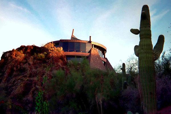 Hotel nahe Phoenix, Az., 2003