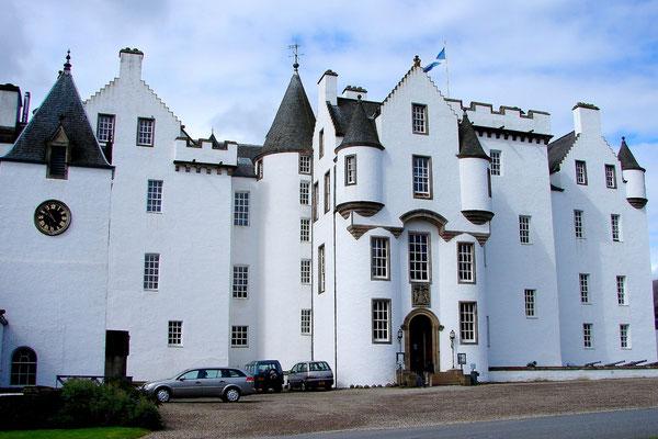 Blair Athol - das 'Weisse Schloss von Schottland'