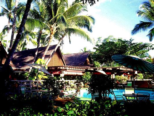 Tropisches Ambiente pur auf Hawaii