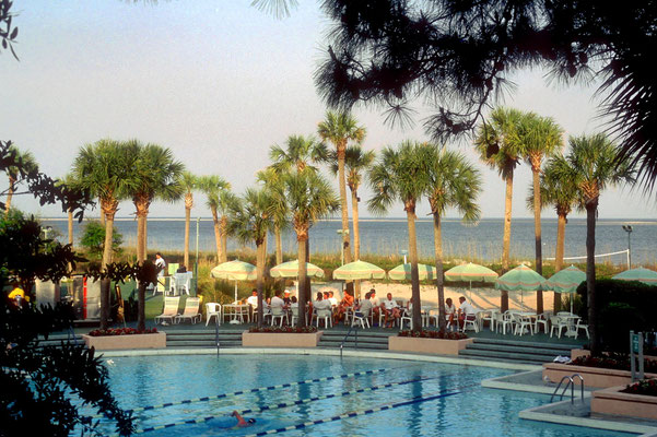 Hilton Head Island in South Carolina ist etwas für Geniesser
