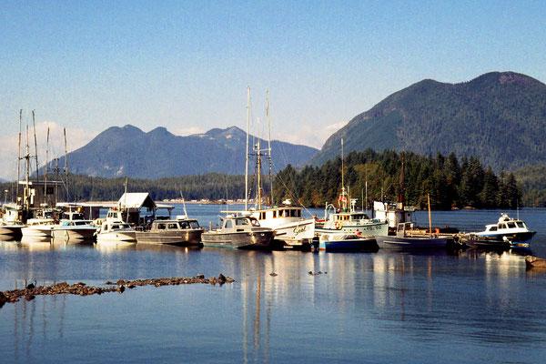 Tofino auf Vancouver Island
