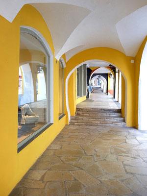Arkaden in Wasserburg am Inn