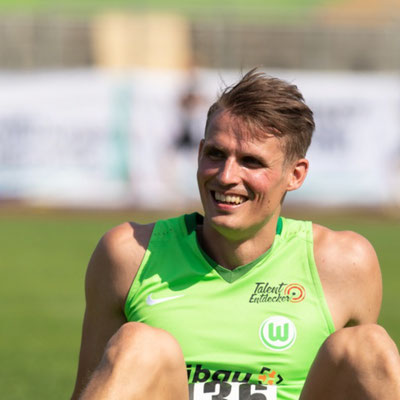 Sven Knipphals - 100m Sprinter