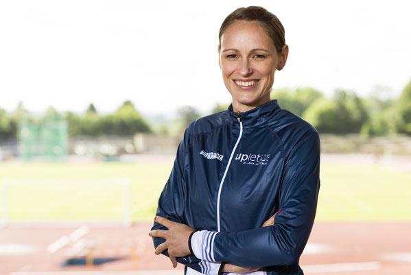 Jana Hartmann - 800m Läuferin