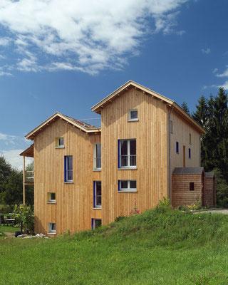 Ökologisches Bauen - Neubau aus einer Hand