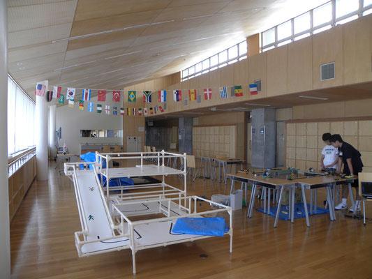 2011年度海陽祭(レスキューコート)