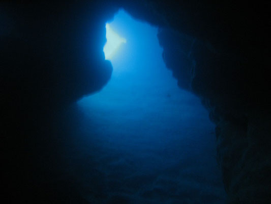 Und wieder Höhle ...