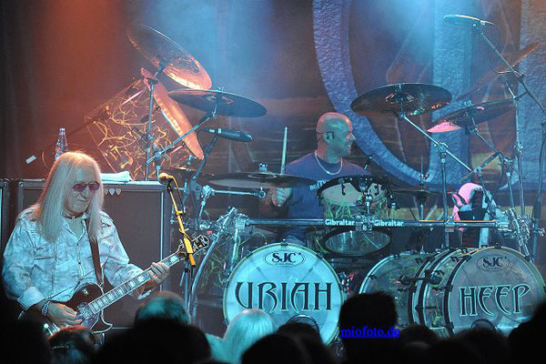 Uriah Heep, FOTO: MiO Made in Oldenburg / miofoto.de