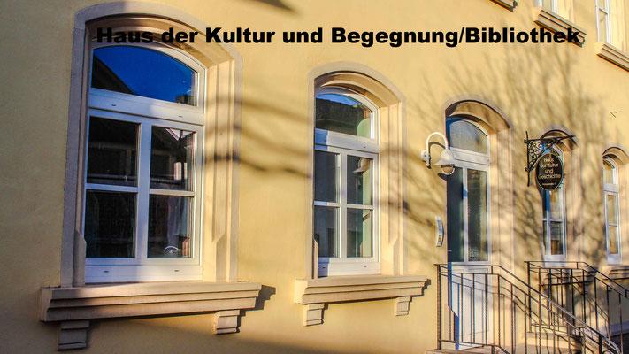 Gensingen, Bibliothek