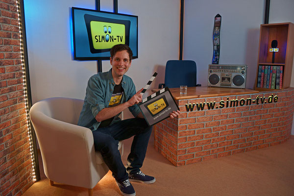SIMON-TV Studio