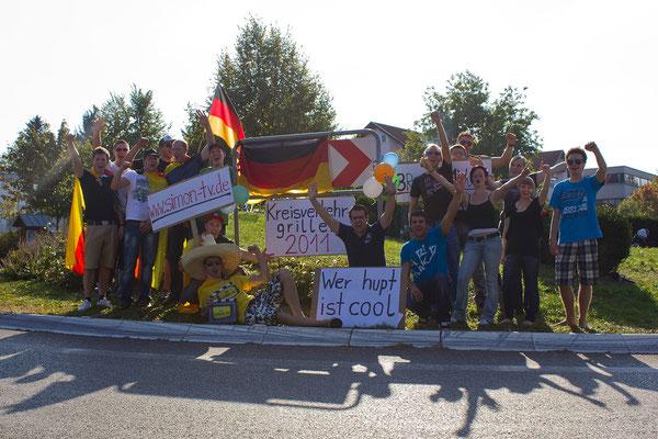 SIMON-TV Kreisverkehrgrillen 2011