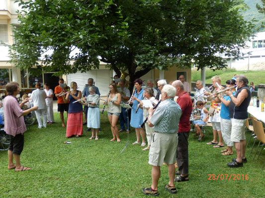 2016 Casa per anziani Aranda a Giubiasco