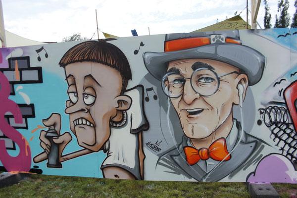 SPEKTRUM-Festival, Hamburg feat. stereoheat, Berlin © Stefan Hoch