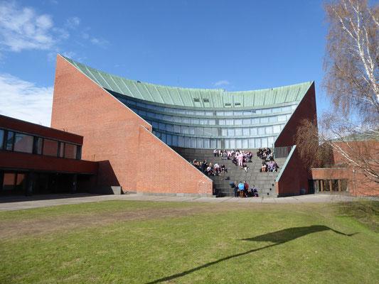 アールト大学 講堂 - 建築と街並...