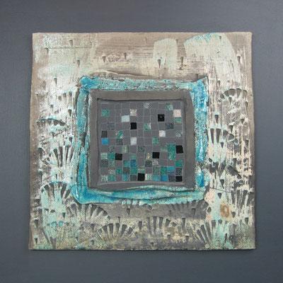 gd carré, 50x50 cm, EAU 2014 (VENDU)