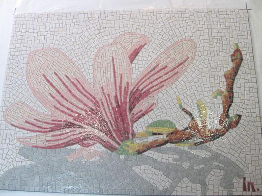 le magnolia est fini