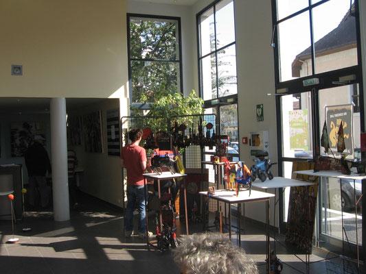 Salies de Bearn, Art en Vrac, 2016