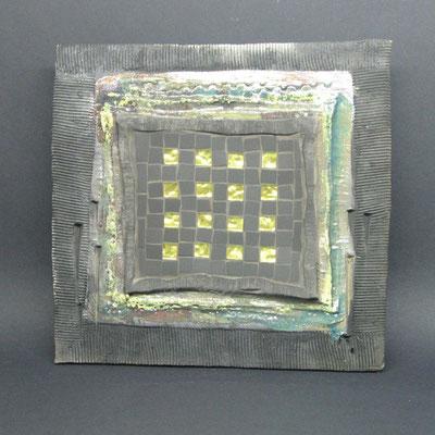 petit carré, 40x40 cm, PIERRE DE SOLEIL 2011