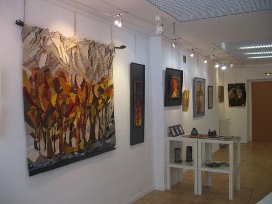 Lauzerte, Art et Matière I,aout 2014