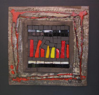 petit carré, 40x40 cm, GRAPHIC 2015