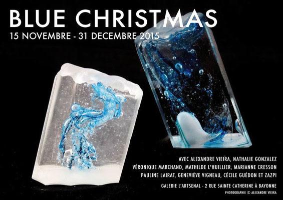 GALERIE L'ARTSENAL, expo CHRISTMAS, tout décembre 2015 à Bayonne