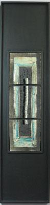 gd triptique, 30x120 cm, EAU TRACE V 2013