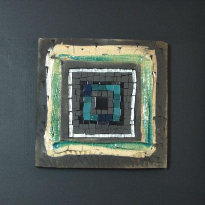 petit carré, 40x40 cm, EAU 2015