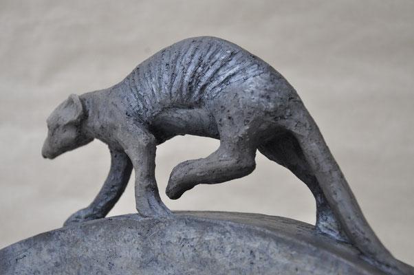 Mungo  (Keramik,Rakubrand,2016)