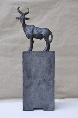 Sassabi   (Keramik,Rakubrand,2015)