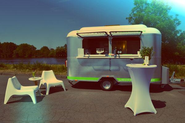 Caravan Bar, Miss Daisy, Cocktails, Foodtruck