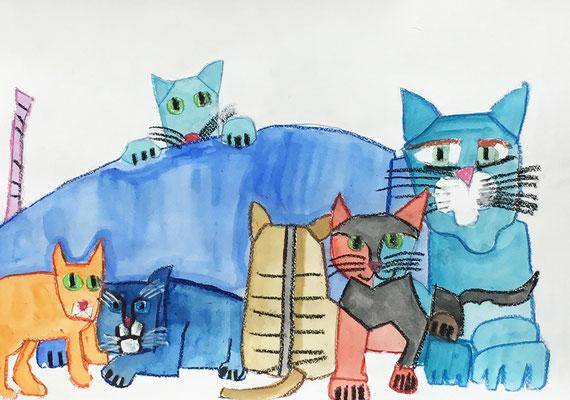 ネコの仲間たち