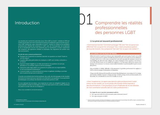 LA DIVERSITÉ AU TRAVAIL | GUIDE DES BONNES PRATIQUES |  CONCEPTION ET RÉALISATION