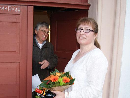 Der Mesner von Stauf Xaver Wurm und Christa Weininger